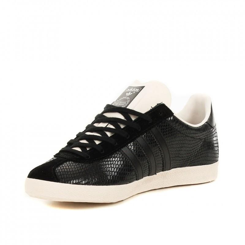 01fca Cheap Adidas Originals Cuir Dddb2 Gazelle Og Noir