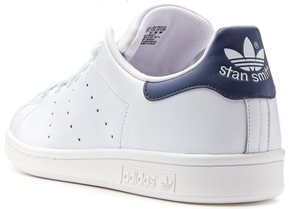 plus récent a7bb3 7c305 top quality adidas stan smith bleu baskets d40b7 a3b6e
