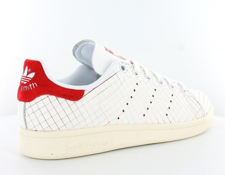 adidas stan smith rouge craquele