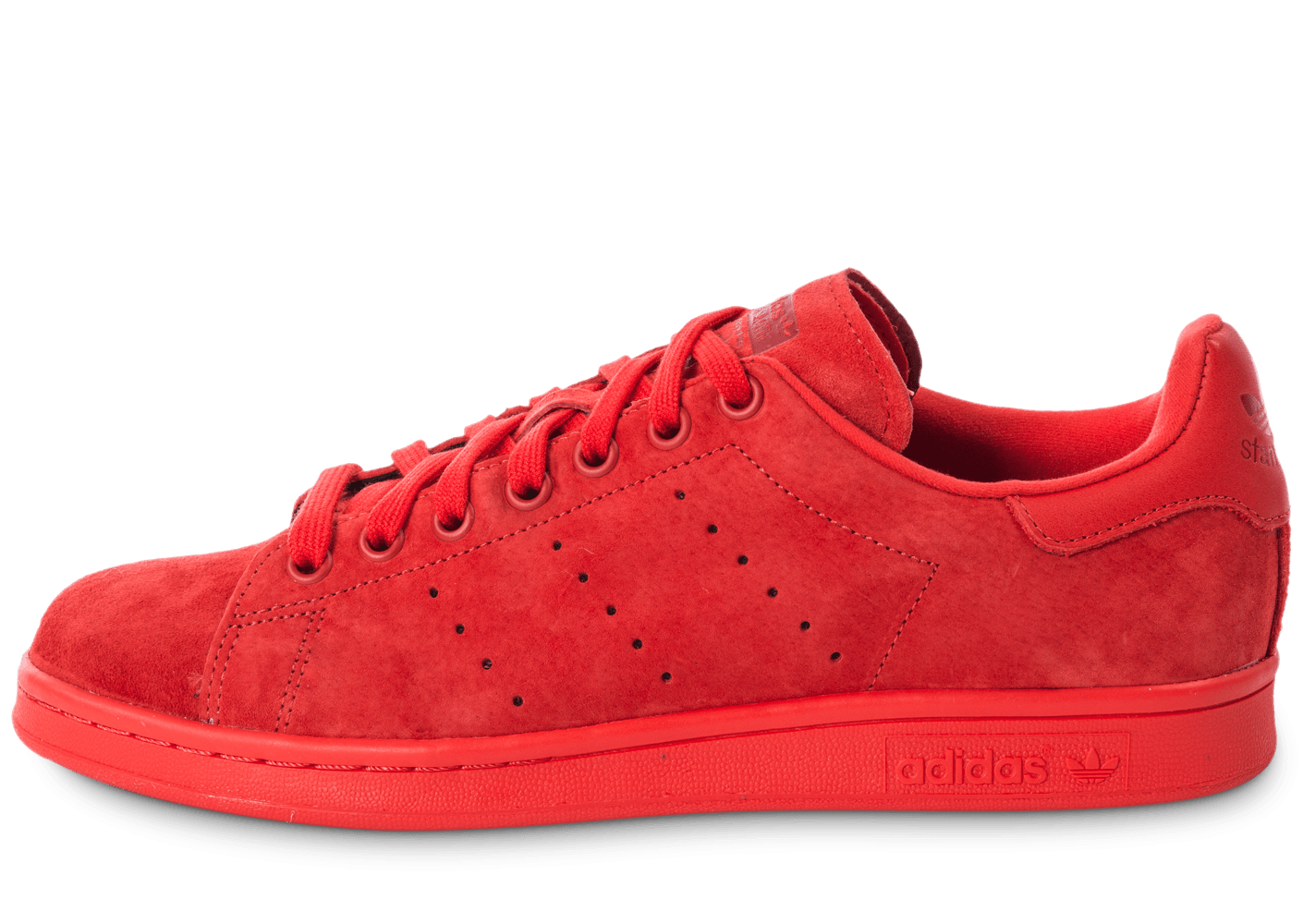 official photos a587b 40433 ... purchase adidas stan smith suede rouge 0b039 d9c72