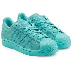 superstar adidas femme bleu