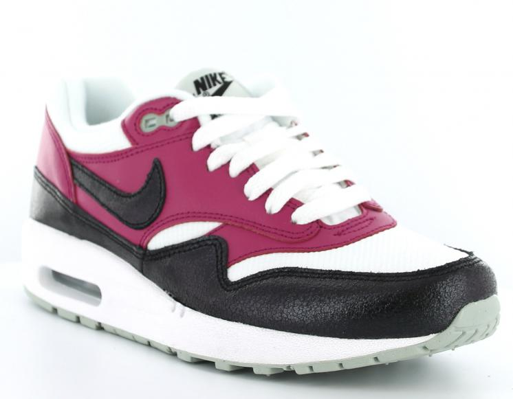 taille 40 d042c bf963 low price femmes nike air max 1 rouge violet 9ab03 573f9