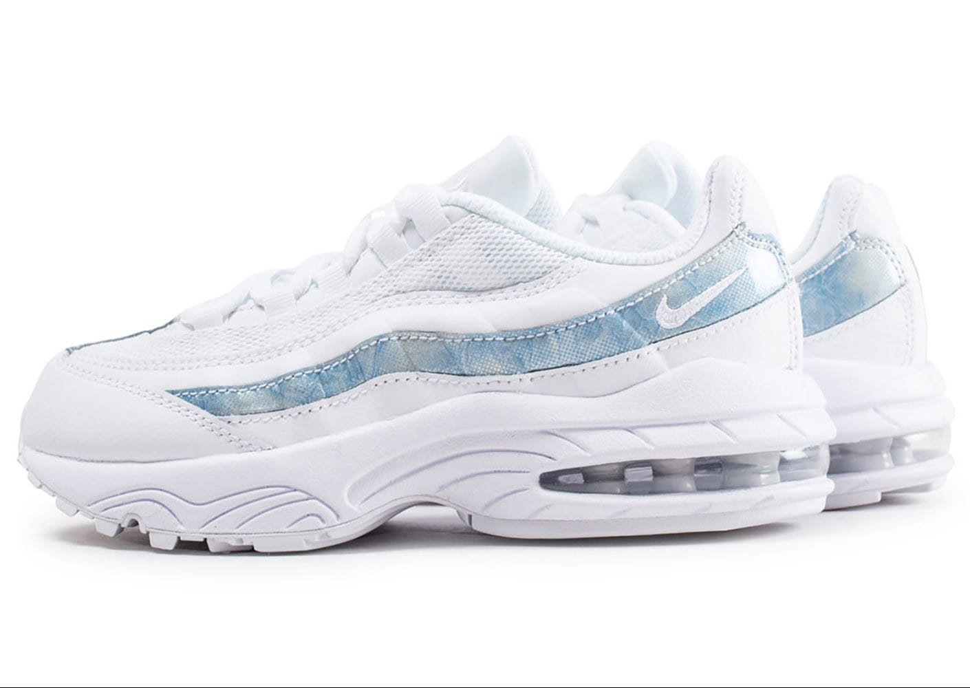 the latest 660fa ac656 ... sweden nike air max 95 essential blanc 749766 106 pas cher achat vente  baskets homme rueducommerce