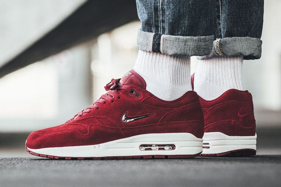 air max one jewell rouge