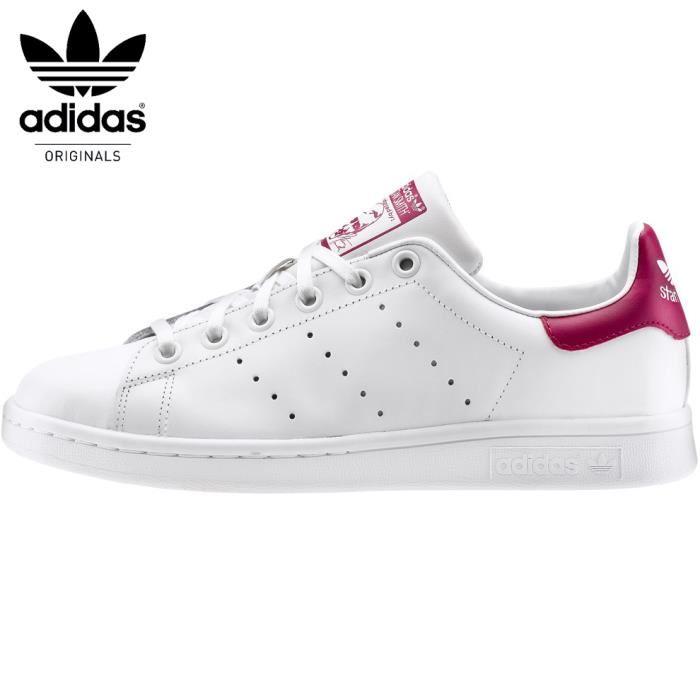 livraison gratuite b7fba cf71d chaussure adidas rose femme