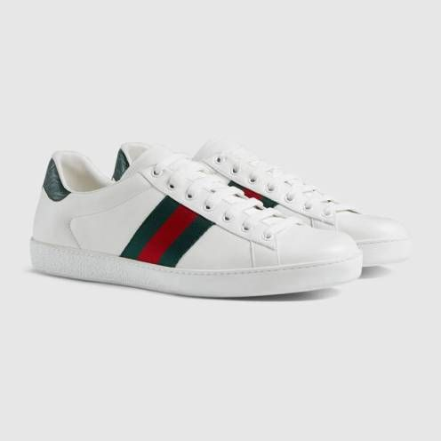 gucci pour homme ii collection,basket gucci homme solde. Gucci baskets Ace  - Blanc fb3ac940415