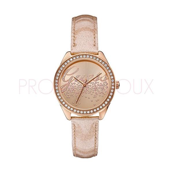 bracelet montre guess pas cher